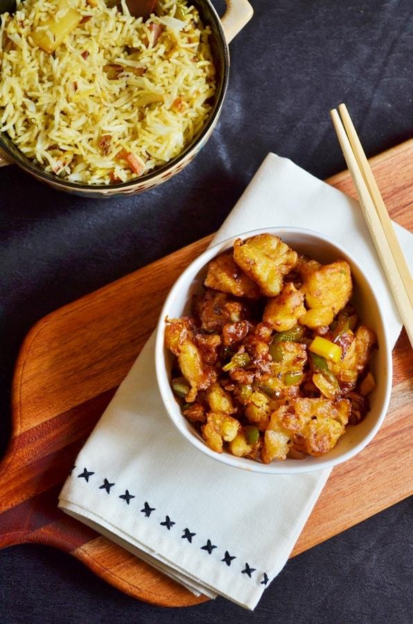 Gobi manchurian recipe | how to make dry gobi manchurian recipe