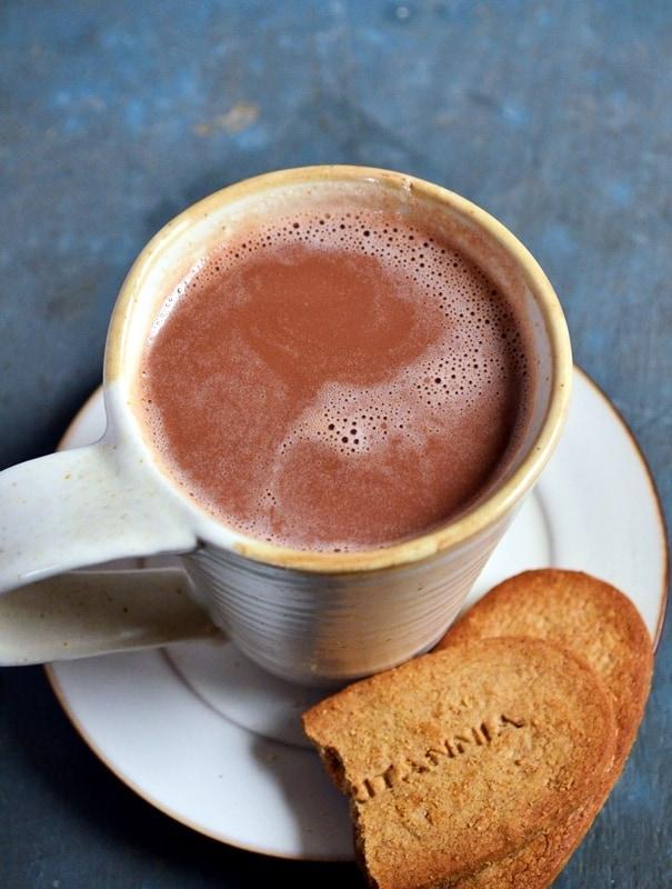 Nutella hot chocolate recipe  Easy nutella recipes