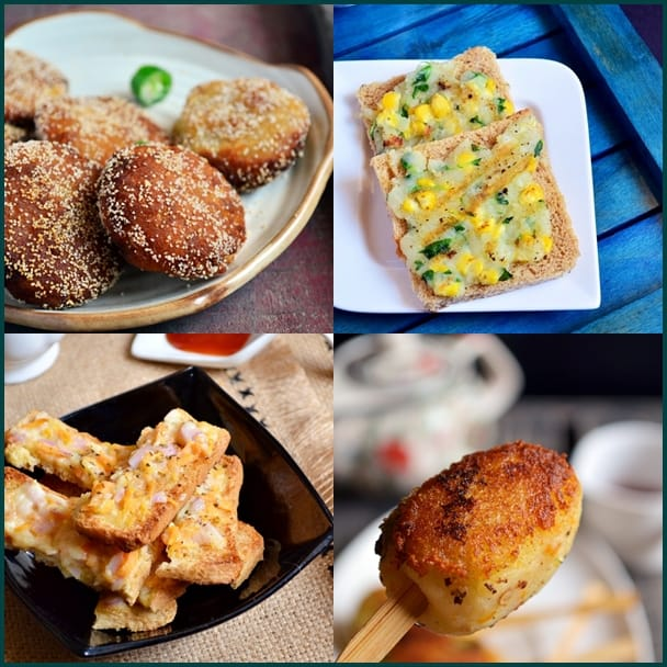 10 easy indian bread recipes |Easy bread recipes collection