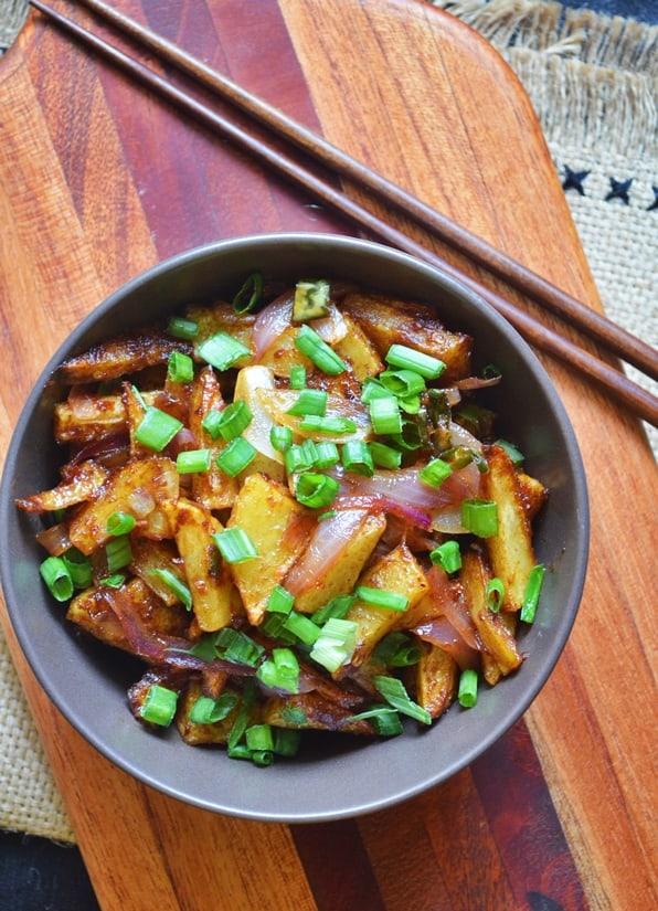 10 easy potato recipes | Collection of easy and simple potato recipes