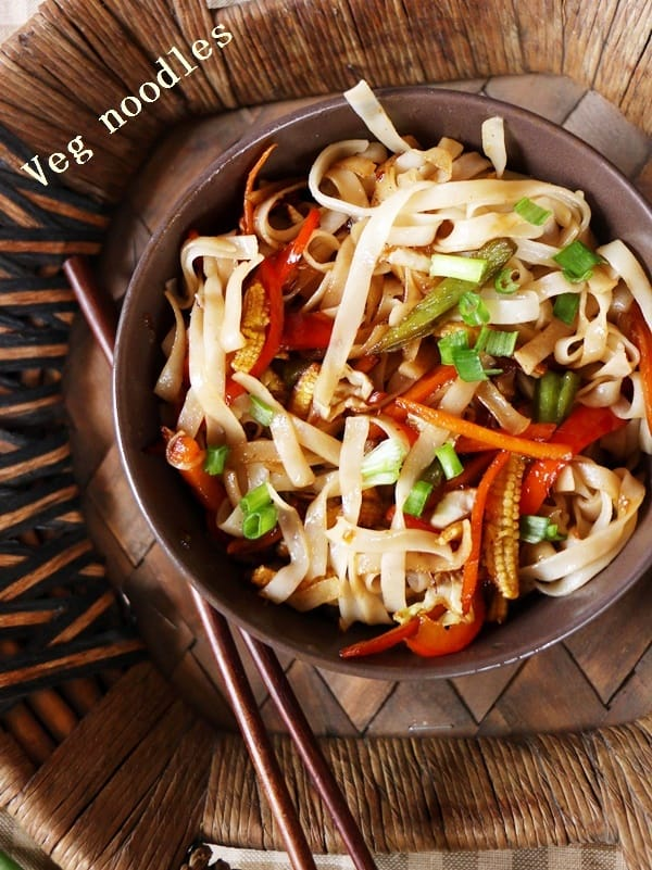 veg noodles recipe | Easy noodles recipe