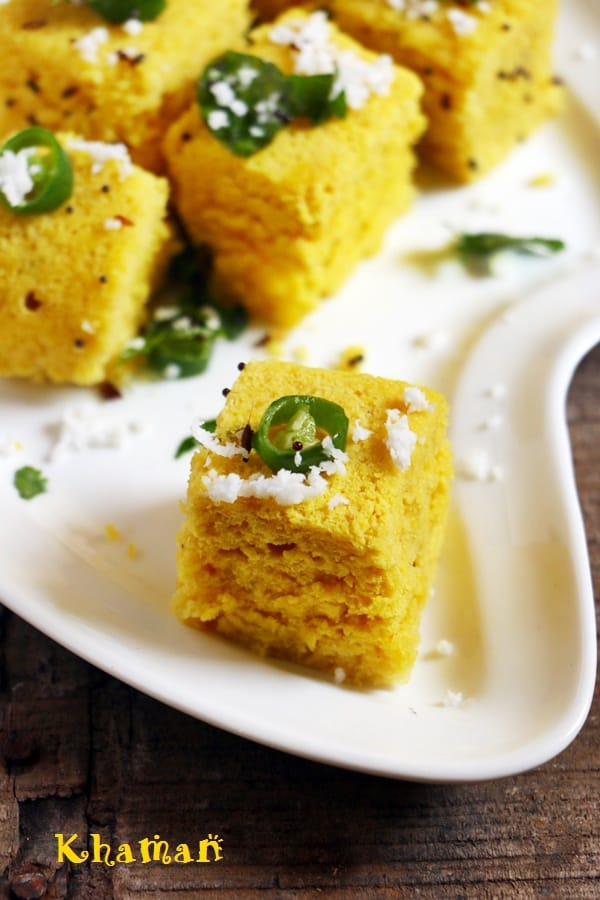 Khaman dhokla recipe, how to make dhokla recipe