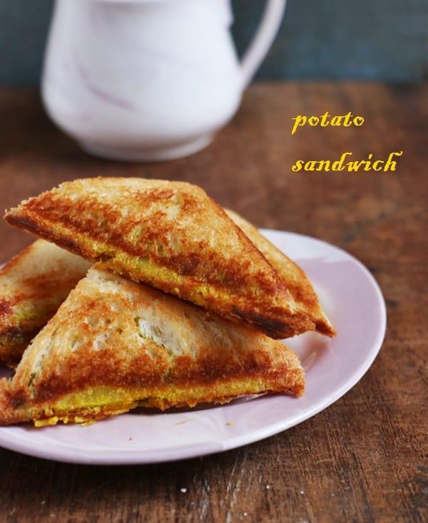 Potato sandwich recipe | Aloo sandwich recipe