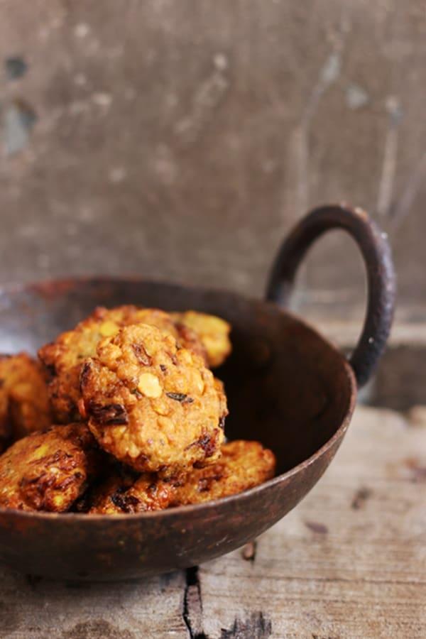 Masala vada recipe | Dal vada recipe | Diwali snack recipes