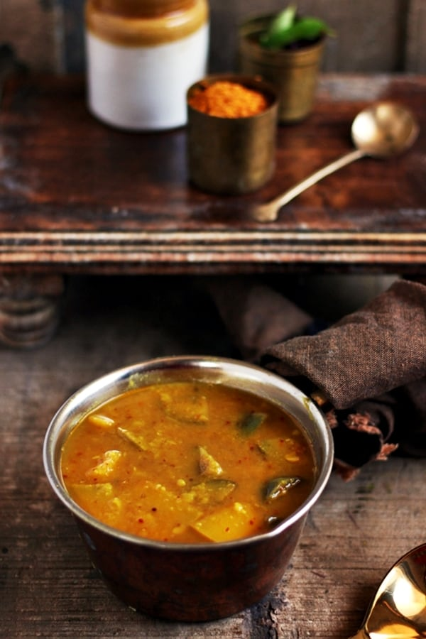 udupi sambar recipe Easy lunch recipes