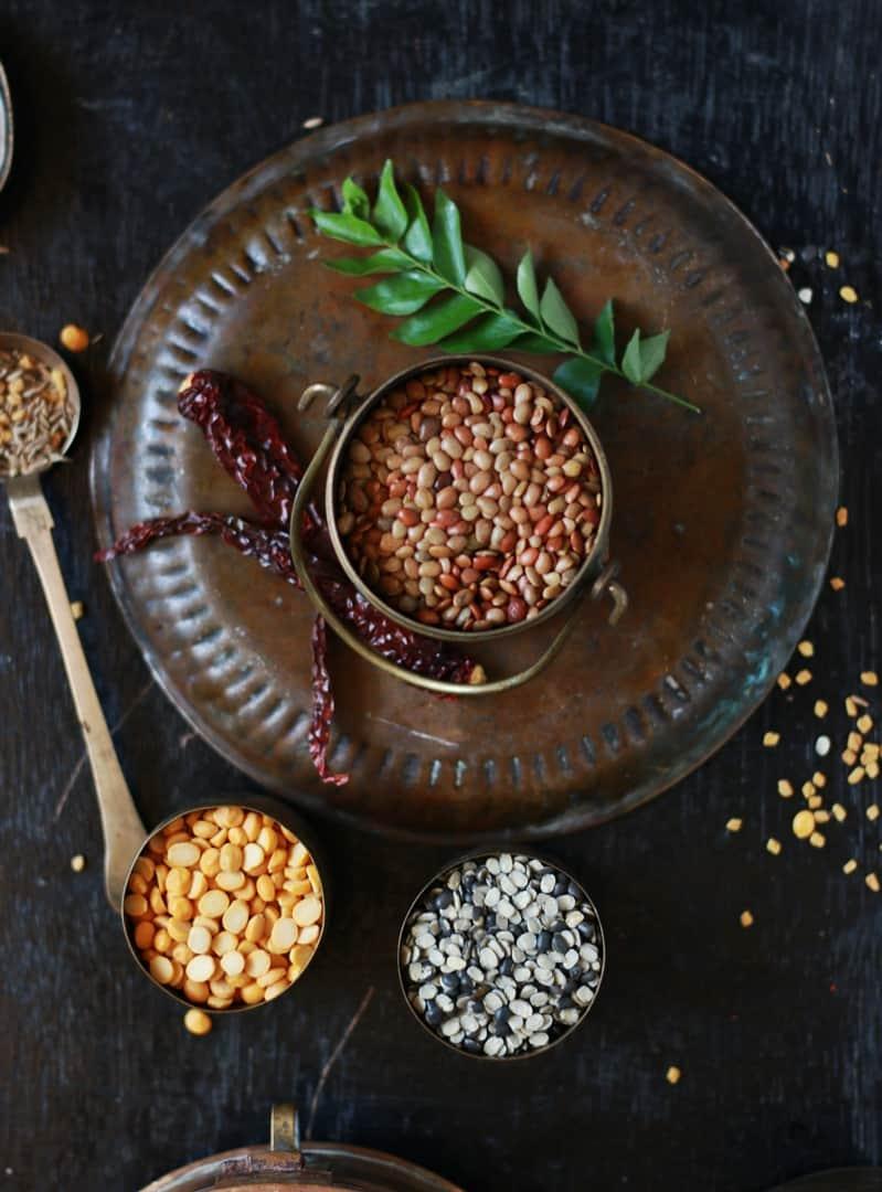 Kollu podi recipe | Horsegram powder recipe