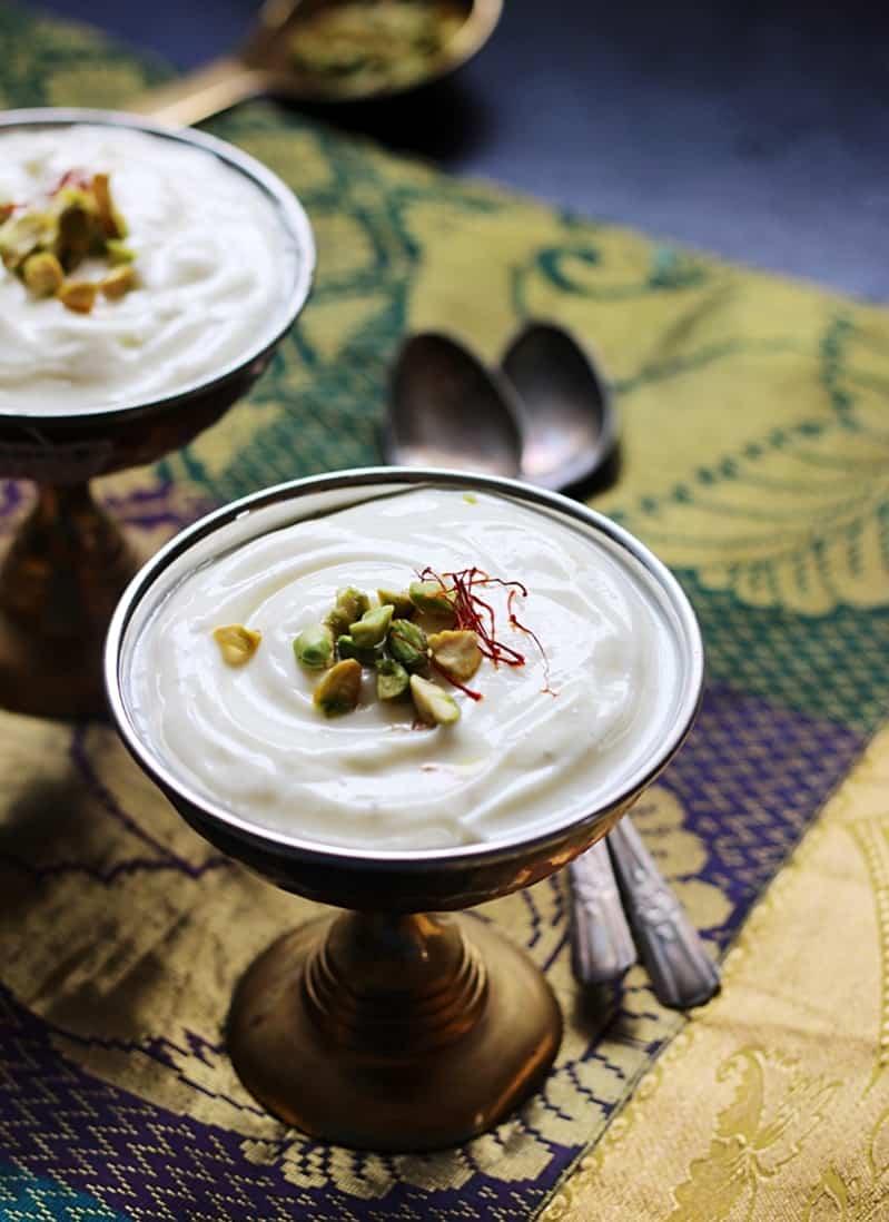 Shrikhand recipe | Krishna janmashtami recipes