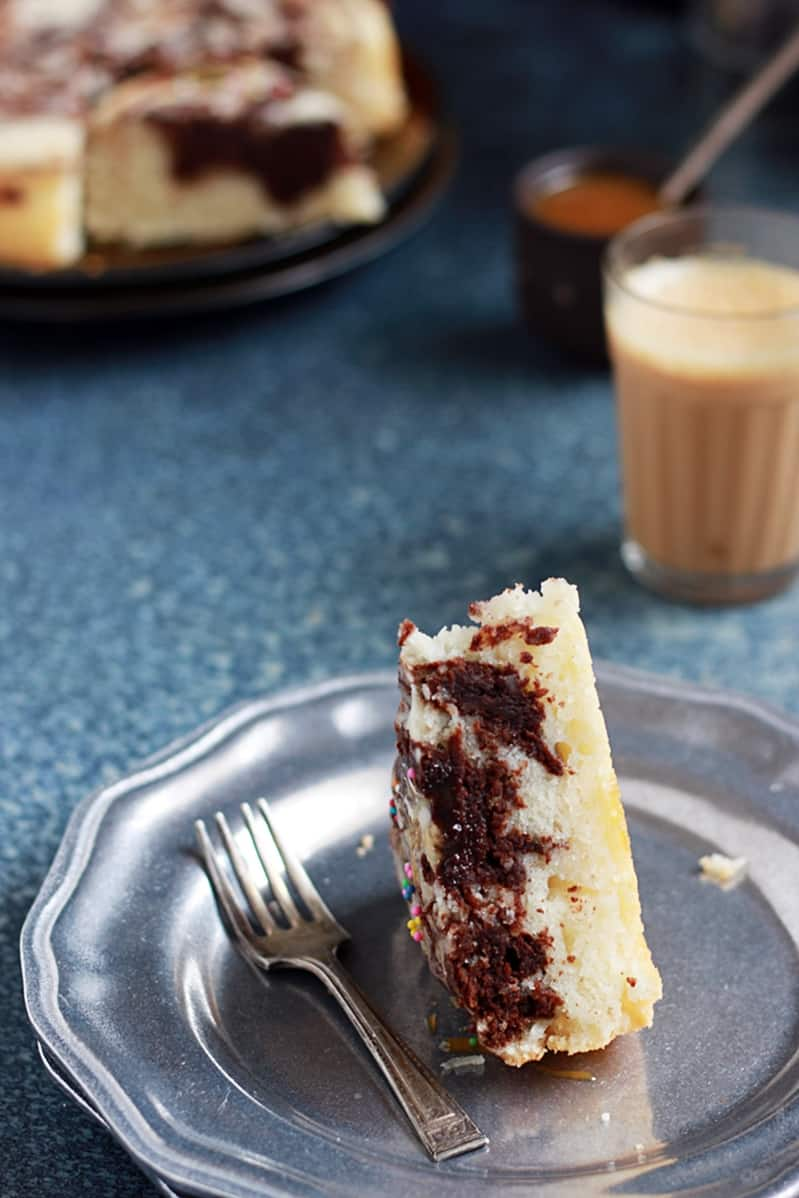 Marble Cake Recipe Moist With Oil
