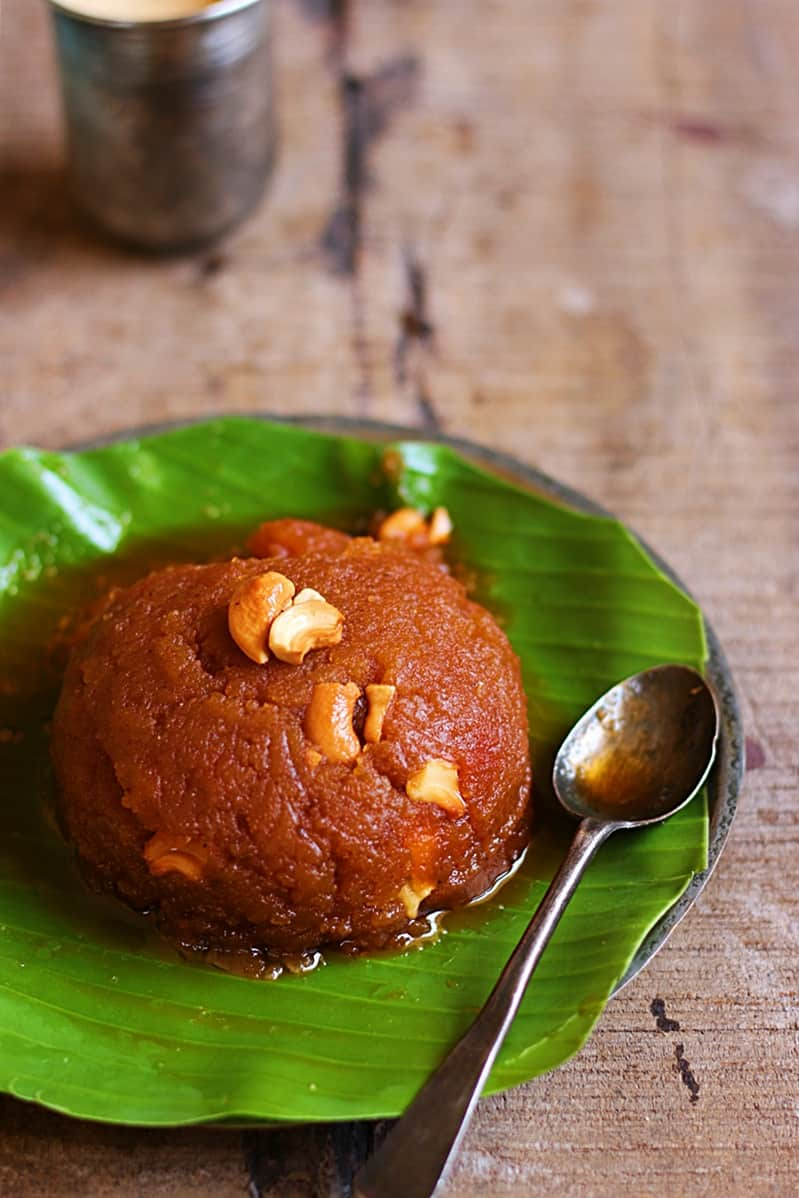 Ashoka halwa recipe diwali 2016 sweets recipes for Ashoka cuisine of india
