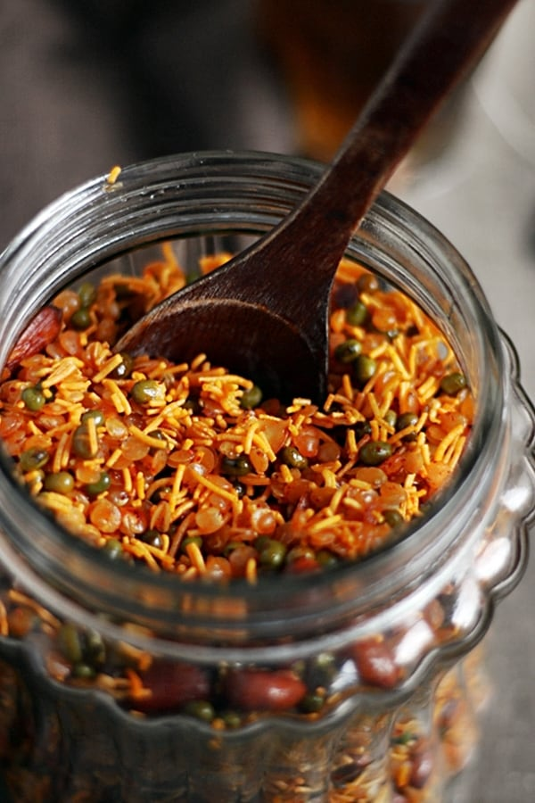 Dal mixture recipe | Diwali 2016 snack recipes