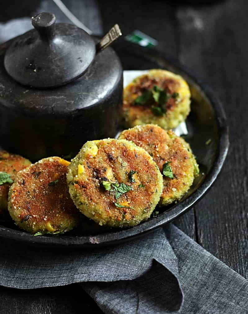 Paneer tikki recipe | Grilled paneer tikki recipe
