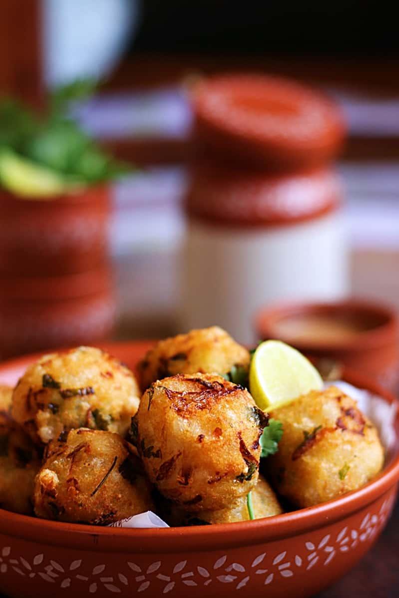 Sabudana kofta recipe | No deep fry sabudana kofta recipe