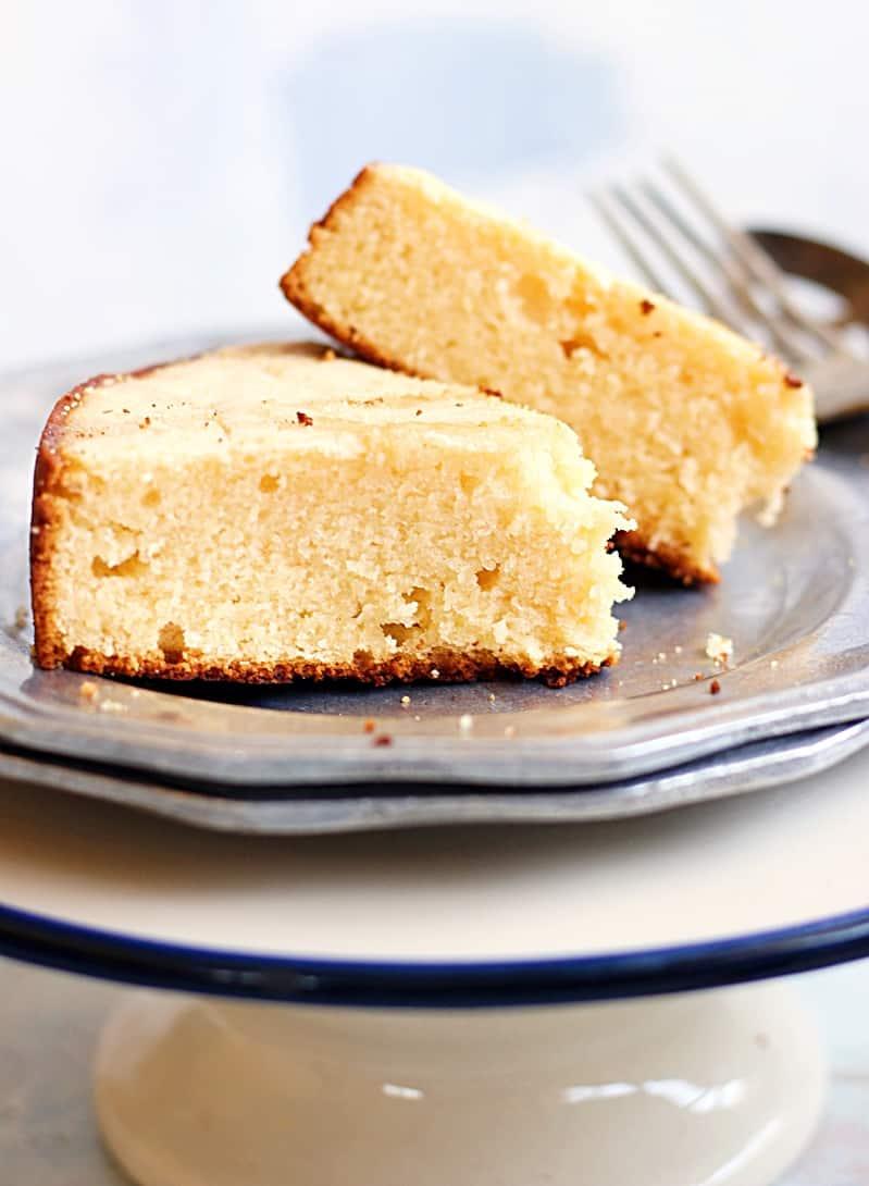 Eggless orange cake recipe in pressure cooker