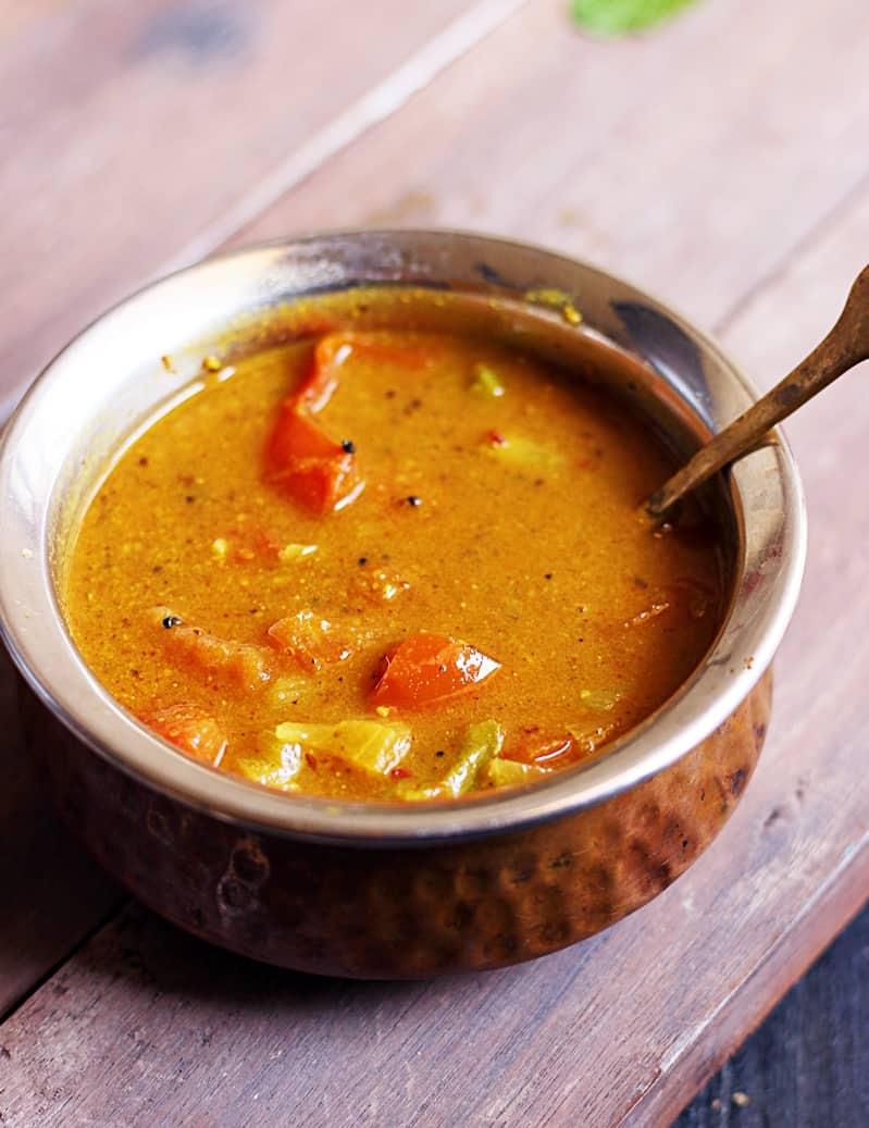 how to cook sambar instant pot