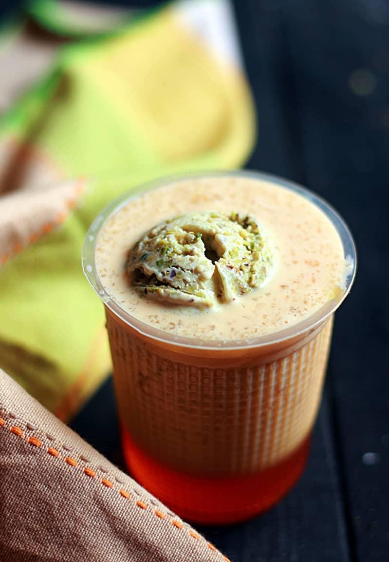 Jigarthanda recipe | Jil jil jigarthanda Madurai special recipe