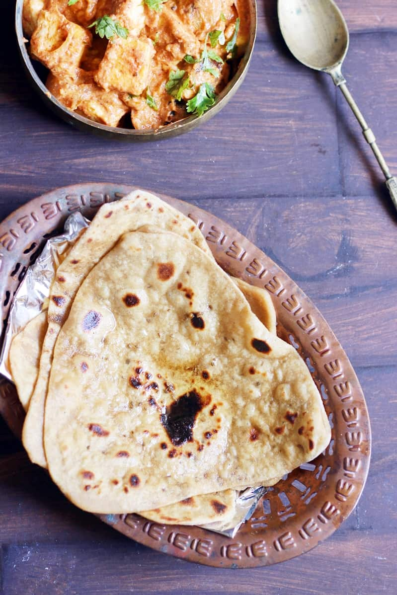 Ajwain paratha recipe, how to make ajwain paratha   Easy paratha recipes