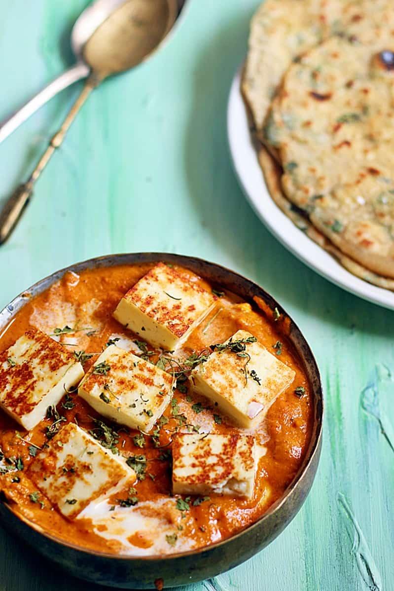paneer butter masala recipe restaurant style | how to make paneer butter masala
