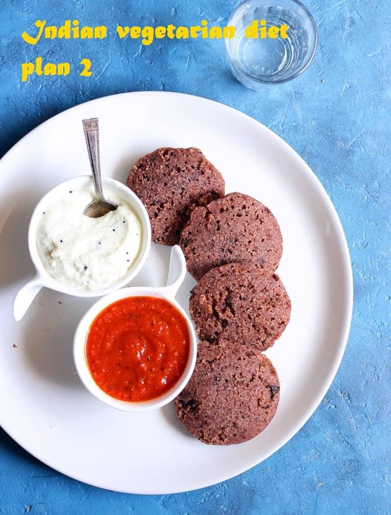 Indian vegetarian diet plan 2